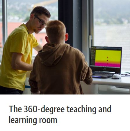 HundrED spotlight switzerland 360 learningroom